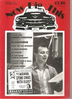 Now Dig This 100% Rock'n Roll  N°165 De Décembre 1996 Johnny Preston And Gus Goodwin - Divertissement