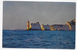 ISLE OF WIGHT - PHARE - PETIT MANQUE MATIERE AU DOC - FORMAT CPA NON VOYAGEE - Angleterre