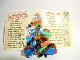K MOTOCOYOTE + BPZ - MonoBlocks