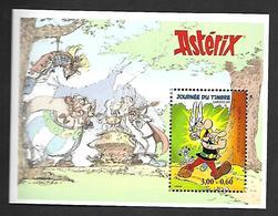 BF 22 Journée Du Timbre 1999 Astérix N++ - Blocs & Feuillets