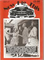 Now Dig This 100% Rock'n Roll  N°168 De Mars 1997 FRANKIE JEAN LEWIW TERREL INTERVIEW - Divertissement
