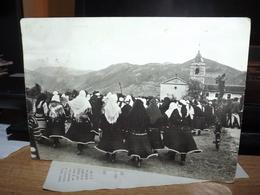 CARTOLINA SCUTARI COSTUMI KOSTUME SHKODER ALBANIA ALBANY - Albania