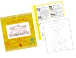 AGGIORNAMENTO ABAFIL - VATICANO - ANNI 2013 - MINIFOGLIO COLONNATO - NUOVI SPECIAL PRICE - Boites A Timbres