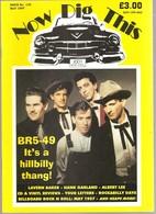 Now Dig This 100% Rock'n Roll  N°170 De Mai 1997 BR5-49 It's A Hillbilly Thang! - Divertissement