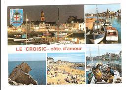 LE CROISIC - COTE D AMOUR - MULTI VUES - Le Croisic