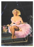 Pin Up De Edward Runci : Skirting The Ride 1950 (2 Scans) - Pin-Ups