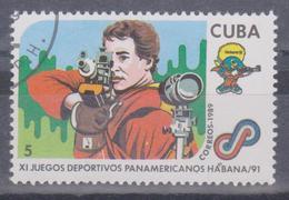 Cuba - Tiro Con La Carabina - Tiro (armi)