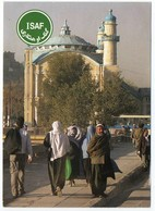 ISAF 2008 / NATO/ONU MISSION - ALLTAG IN AFGHANISTAN /MOSQUE / CANCEL FELDPOST 6430 - Afghanistan