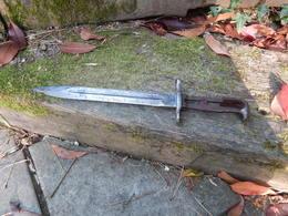 D'origine Amèricaine/Carcasse De Baïonnette M1 Du Type M7/Union Fork &Hoe/Typique 2ndWW/A Voir - Armi Bianche