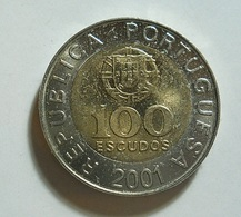 Portugal 100 Escudos 2001 - Portugal