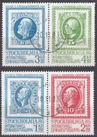 SWEDEN - SVEZIA - SVERIGE - 1983 - Serie Completa Obliterata Yvert 1221/1224; 4 Valori Uniti Fra Loro A Coppie. - Schweden