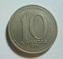 Angola 10 Kwanzas 1978 - Angola