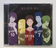 CD : EVERLASTING DAYS Seiseki High School Soccer Club PCCG-70319 Pony Canyon 2016 - Soundtracks, Film Music