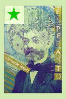 T36-015  ]  L. L. Zamenhof  Esperanto , China Pre-paid Card, Postal Stationery - Esperanto