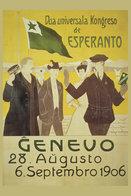 T36-017  ]  L. L. Zamenhof  Esperanto , China Pre-paid Card, Postal Stationery - Esperanto