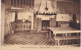 LOIRET VITRY AUX LOGES NOUVEL HOTEL LA CUISINE - France