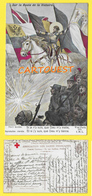 """CPA S. SOLOMKO ֎ Sur La Route De La Victoire. Guerre 14/18 ֎ JEANNE D'ARC """" Si Je N'y Suis, Que Dieu M'y Mette...... - Solomko, S."""