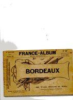 4980A   BORDEAUX  40 PAGES   49 VUES - Bordeaux