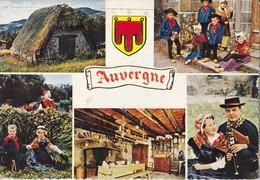 L AUVERGNE                               Multivues - Auvergne