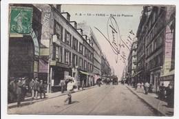 CPA 75 PARIS 19 Eme Rue De Flandre - Distretto: 19