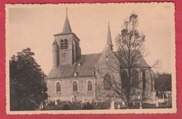 Sint-Pieters-Leeuw - Kerk ( Verso Zien ) - Sint-Pieters-Leeuw