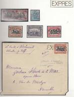 Superbe Collection De L'Emission 15 ; Quasi Toutes Les Facettes Moteur De Recherche, Search = MA COLL15 , Description F - 1915-1920 Albert I