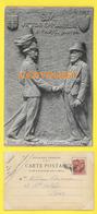 CPA ֎ 1903 VISITE à PARIS De VICTOR-EMMANUEL III D' ITALIE Reçu Par EMILE LOUBET ֎ - Evènements