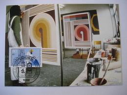 Deutschland Westberlin Maxicard 1987- FDC Maxicard Der Maler Und Lackierer - Maximumkarten (MC)