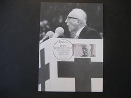 Deutschland BRD Maxicard 1991- FDC Maxicard - Reinold Von Thadden-Trieglaff - Maximumkarten (MC)