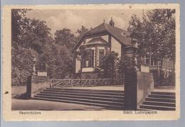 Saarbrücken  - Städt. Ludwigspark   (90245) - Saarbruecken