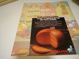 ANCIENNE AFFICHE  PUBLICITE MIMOLETTE DE HOLLANDE  1974 - Posters