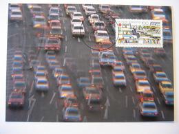 Deutschland BRD Maxicard 1991- FDC Maxicard - Verkehrssicherheit - Maximumkarten (MC)