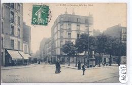 PARIS XIV- CARREFOUR DE LA RUE DIDOT- MARMUSE 557 - District 14