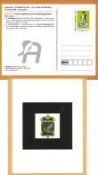 PAP Entier Musée De La Poste, D´ Hermès Au SMS, Boite à Lettre, Statue Du Dieu Au Musée Du Vatican, Enveloppe - Postal Stamped Stationery