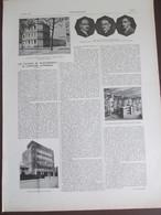 SOLEX 1927  Facteur Developpement  Industrie Automobile ,190 Avenue De Neuilly Sur Seine +l' Ile Enchantée Henry Roussel - Ohne Zuordnung