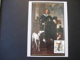 Deutschland BRD Maxicard 1991- FDC Maxicard - Jan Von Werth - Maximumkarten (MC)