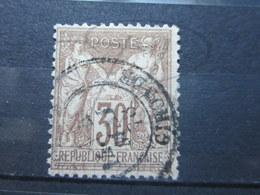VEND BEAU TIMBRE DE FRANCE N° 69 !!! (b) - 1876-1878 Sage (Type I)