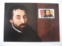 Deutschland BRD Maxicard 1991- FDC Maxicard - Friedrich Spee Von Langenfeld - Maximumkarten (MC)