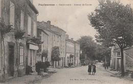 81 - PUYLAURENS - Gendarmerie - Avenue De Castres - Puylaurens