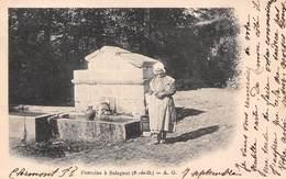 Fontaine à Solagnat (63) - Auvergne - Other Municipalities