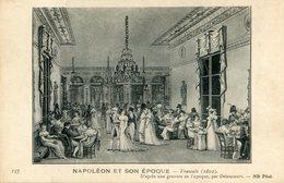 NAPOLEON ET SON EPOQUE - Geschiedenis