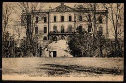 PIXERECOURT  - MALZEVILLE - Le Château - Façade Principale - Autres Communes