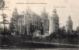 Vorsselaer - Het Kasteel Van De Werve - Vorselaar