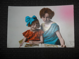 Femme ( 350 )  + Enfant     Vrouw + Kind - Women