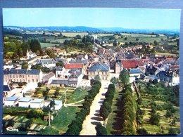 58 ,saint Saulge ,vue Générale En 1979.... Circulée Non Timbrée....cpsm....gf - Autres Communes