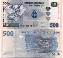 Congo DR - 500 Francs 2013 UNC Pick New Ukr-OP - Democratic Republic Of The Congo & Zaire