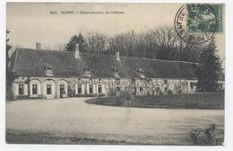 58 - AUNAY - Dépendances Du Château ---RECTO/VERSO- B7 - Otros Municipios