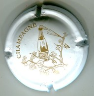 CAPSULE-CHAMPAGNE AUTREAU Blanc & Or - Champagne