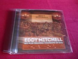 Eddy Mitchell  °°°°°  La Meme Tribu C'est Plus Grandes Chansons En Duo ( Hallyday Renaud  +++++++++) - Music & Instruments