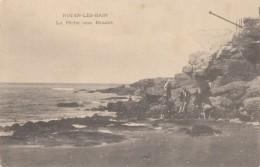 CPA - Royan Les Bains - La Pêche Aux Moules - Royan
